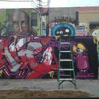 Photo of Wynwood Arts District in Wynwood-Edgewater, Miami