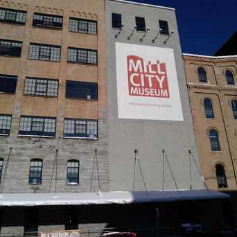 Photo of Mill City Museum in Downtown East, Minneapolis