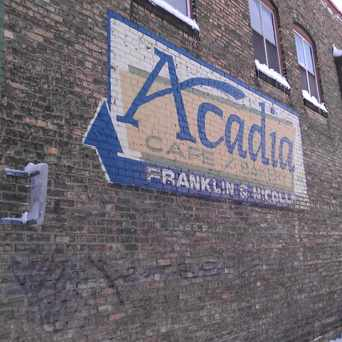 Photo of Acadia Cafe Remnant in Stevens Square, Minneapolis