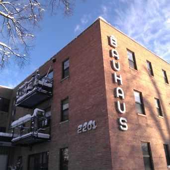 Photo of Bauhaus Apartments in Whittier, Minneapolis
