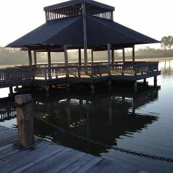 Photo of Lake Valencia in Maumelle