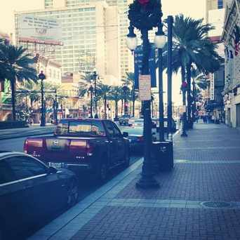 Photo of Canal Street in Central Business District, New Orleans