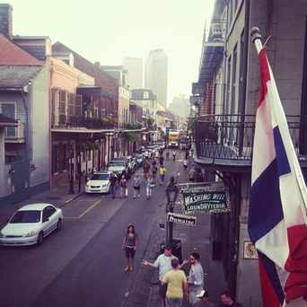 Photo of Bourbon Street in New Orleans
