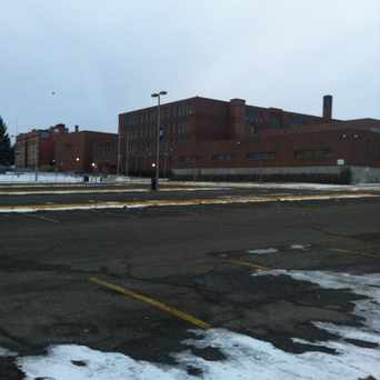 Photo of Butte High School in Butte-Silver Bow