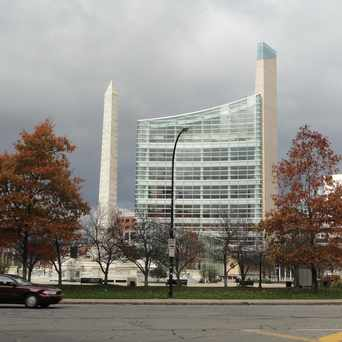 Photo of US Federal Courthouse in Buffalo