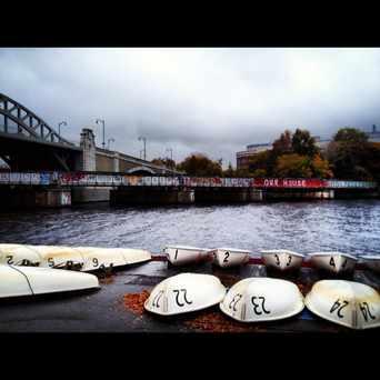 Photo of Boston University Bridge in Cambridgeport, Cambridge