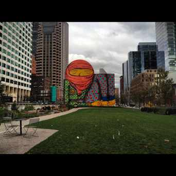 Photo of Dewey Square Park in Downtown, Boston
