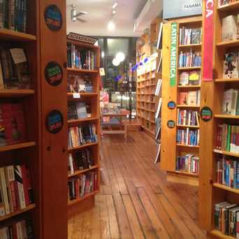 Photo of Idlewild Books in Flatiron District, New York