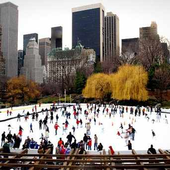 Photo of Wollman Rink in Upper East Side, New York
