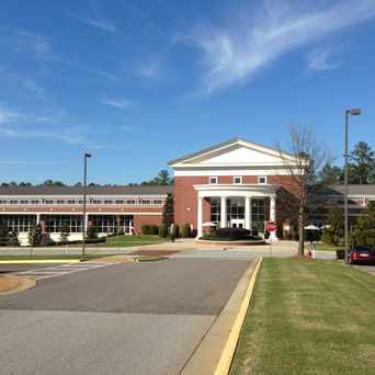 Photo of Columbia County Library in Evans