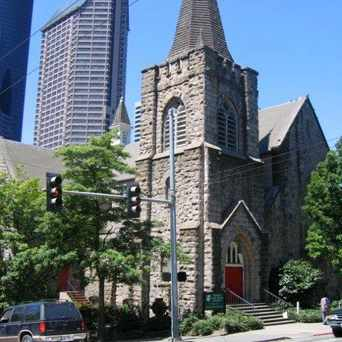 Photo of Trinity Parish Church in First Hill, Seattle