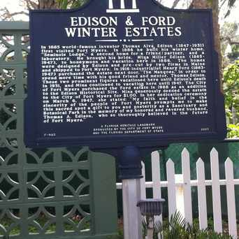 Photo of Edison and Ford Winter Estates in Fort Myers