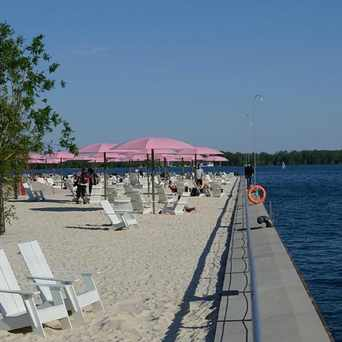 Photo of Sugar Beach in Toronto