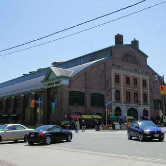 Photo of St. Lawrence Market in Toronto