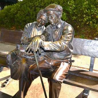 Photo of Decatur Square - Thomas Jefferson Sculpture in Decatur