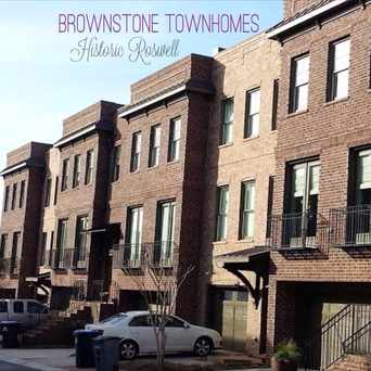 Photo of Providence Brownstone Townhomes in Roswell