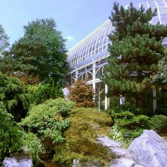Photo of Phipps Conservatory and Botanical Gardens in Central Oakland, Pittsburgh