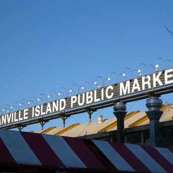 Photo of The Milkman @ Granville Island Market in Fairview, Vancouver