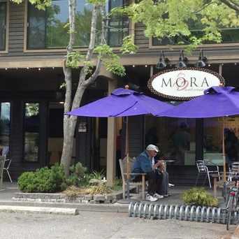 Photo of Mora Iced Creamery in Winslow, Bainbridge Island