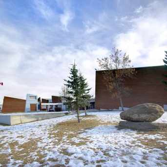 Photo of Sir John Franklin Junior High in Mayland Heights, Calgary