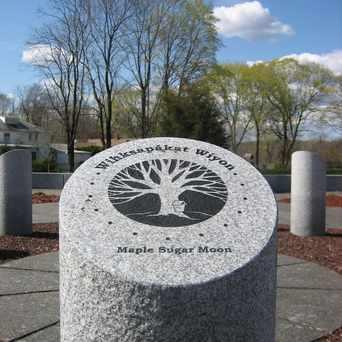 Photo of Uncas Monument in Norwich