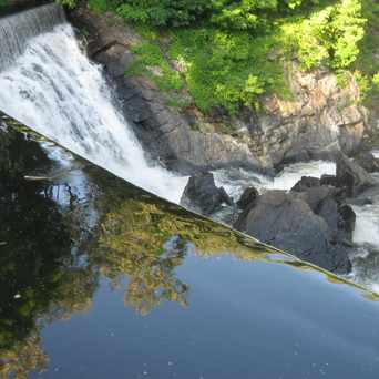 Photo of Yantic Falls Indian Leap in Norwich