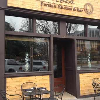 Photo of Colbeh Persian Kitchen & Bar in Decatur