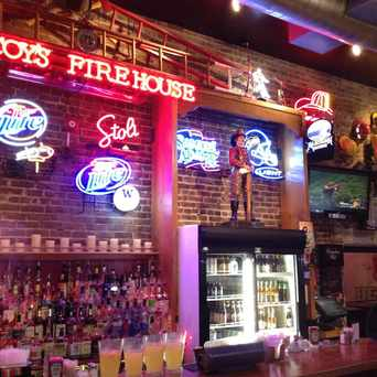 Photo of McCoy's Firehouse Bar & Grill in Pioneer Square, Seattle