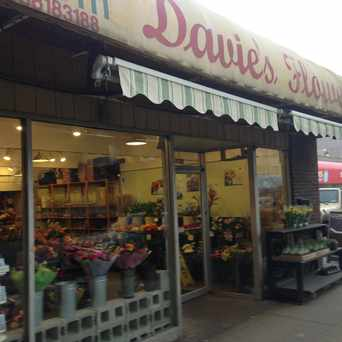 Photo of Davie's Flowers in West End, Vancouver