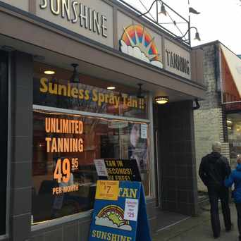 Photo of Sunshine Tanning Studios in West End, Vancouver