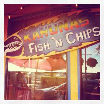 Photo of Kahunas Fish & Chips in White Rock