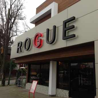 Photo of Rogue Kitchen & Wetbar in Fairview, Vancouver