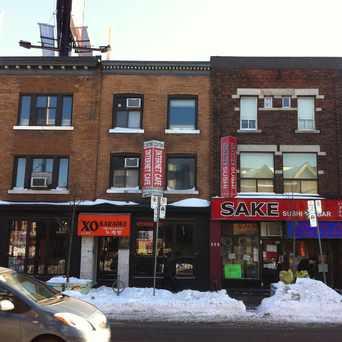 Photo of sake sushi bar in Palmerston-Little Italy, Toronto