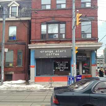 Photo of Orange Alert Coffee in Kensington-Chinatown, Toronto