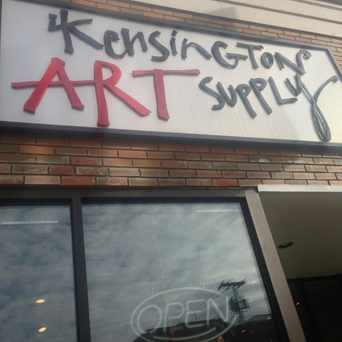 Photo of Kensington Art Supply in Sunnyside, Calgary