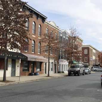 Photo of Main St in Gaithersburg