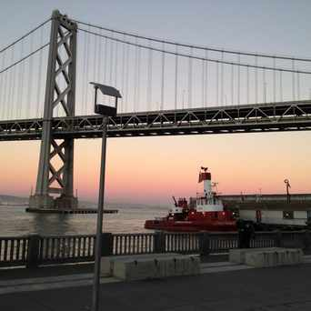 Photo of San Francisco - Oakland Bay Bridge in Rincon Hill, San Francisco
