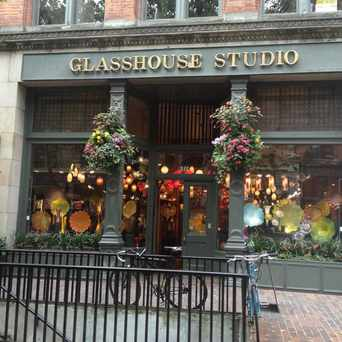 Photo of Glasshouse Studio in Pioneer Square, Seattle