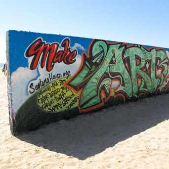 Photo of Venice Public Art Walls in Los Angeles