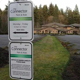 Photo of Microsoft Connector Park & Ride in Cottage Lake