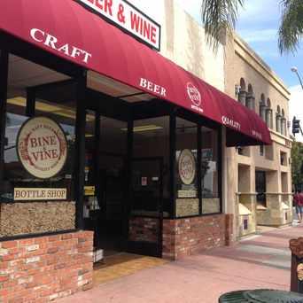 Photo of Bine & Vine Bottle Shop in Adams North, San Diego
