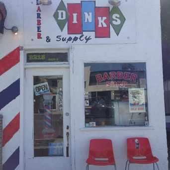 Photo of Dinks Barbershop & Supply in Normal Heights, San Diego