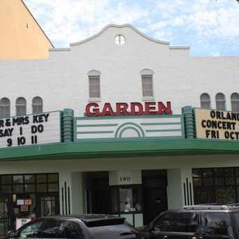 Photo of Garden Theatre in Winter Garden