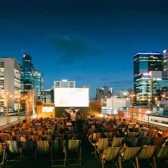 Photo of Rooftop Bar & Cinema in Melbourne