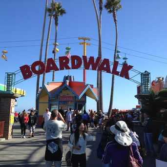 Photo of Santa Cruz Beach Boardwalk in Santa Cruz