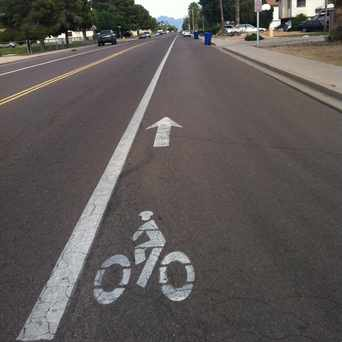 Photo of Bike Lane in Mesa
