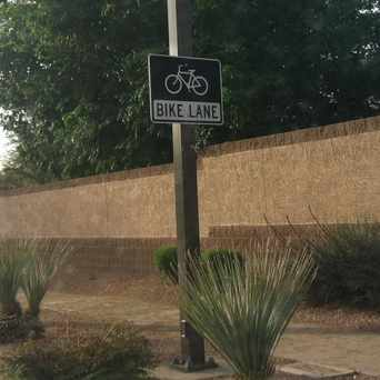 Photo of Bike Lane in Superstition Springs, Mesa