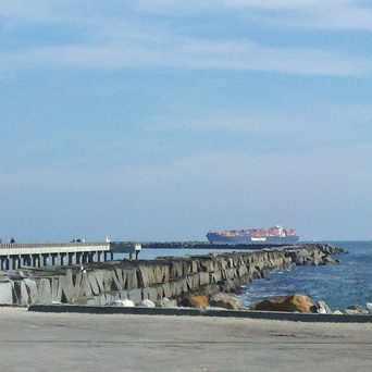 Photo of Cabrillo Beach Pier in Coastal San Pedro, Los Angeles