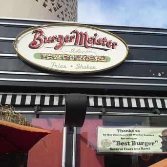 Photo of BurgerMeister in Fremont