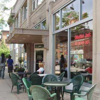 Photo of Sebastian Joe's Ice Cream Cafe in Lowry Hill, Minneapolis